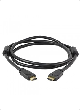 High Speed HDMI® V1.3 Cable w/ferrite cores